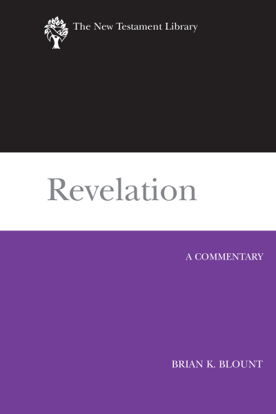 New Testament Library: Revelation (Blount 2009) — NTL