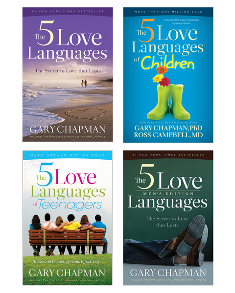 The 5 Love Languages Bundle 4 Vols