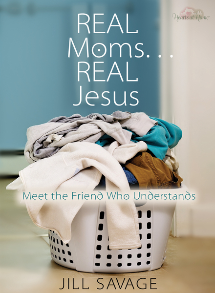Real Moms...Real Jesus: Meet the Friend Who Understands