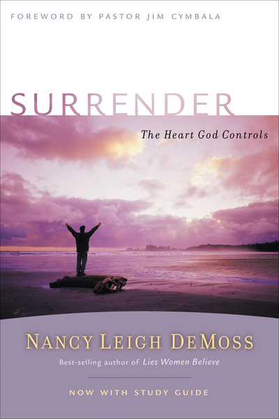 Surrender The Heart God Controls