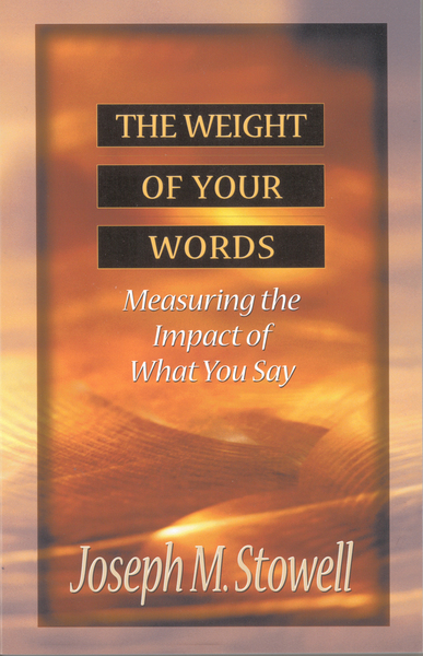 a discussion on the impact of words