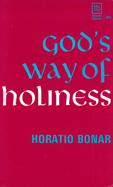 God's Way of Holiness