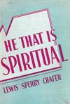 He That Is Spiritual