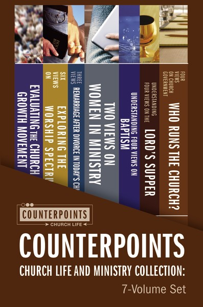 Counterpoints Church Life and Ministry Collection: 7-Volume Set