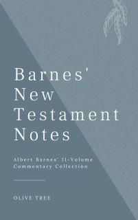 Barnes' New Testament Notes (11 Vols.)