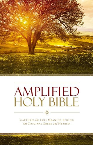 Amplified Bible - AMP (2015 Edition)