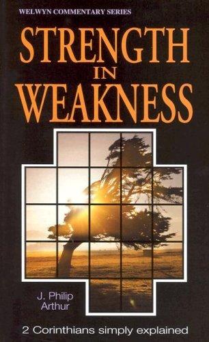 Welwyn Commentary Series - 1 Corinthians - Strengthening Christ's Church