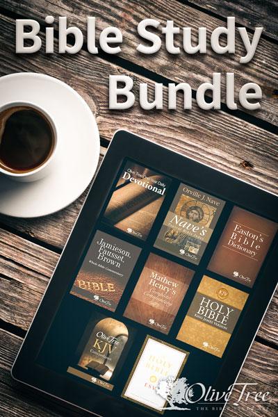 FREE $70 Olive Tree Bible App | Dr  H  E  Cardin