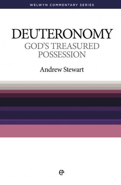 Welwyn Commentary Series - Deuteronomy - God's Treasured Possession