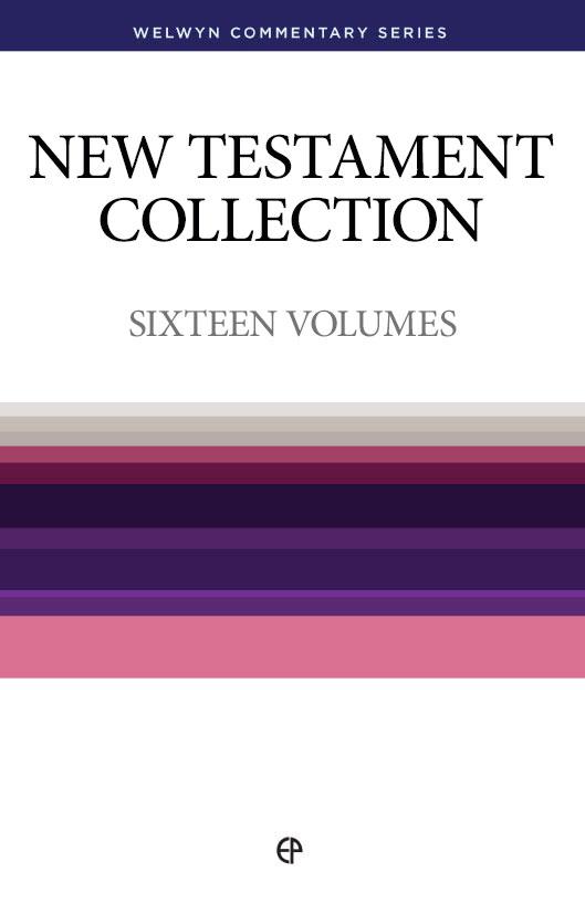 Welwyn Commentary Series - New Testament Set (16 Vols.)