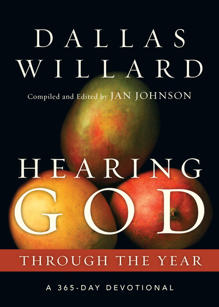 Hearing God Through the Year A 365-Day Devotional