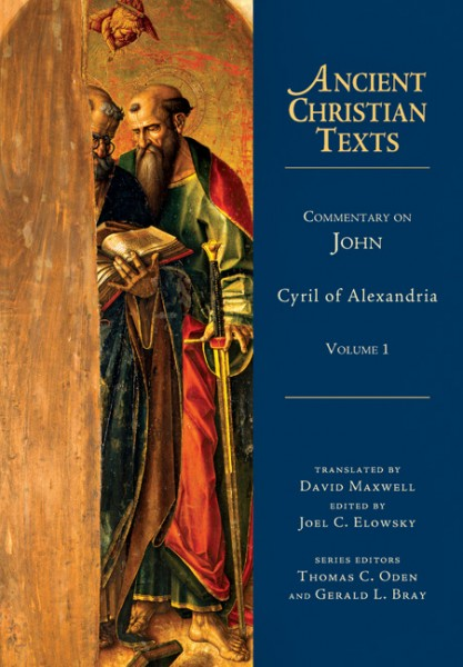 Ancient Christian Texts - Commentary on John Volume 1