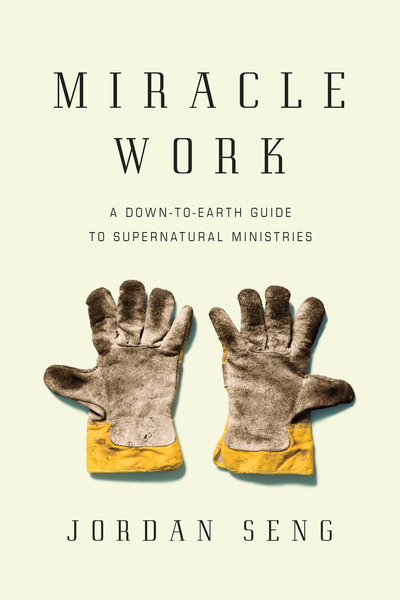 Miracle Work A Down-to-Earth Guide to Supernatural Ministries