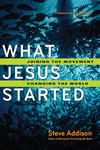 What Jesus Started Joining the Movement, Changing the World