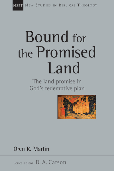 New Studies in Biblical Theology - Bound for the Promised Land (NSBT)