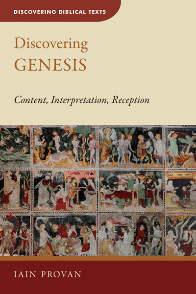 Discovering Genesis: Content, Interpretation, Reception