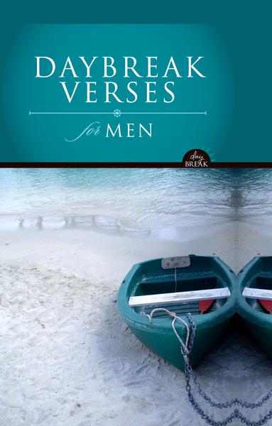 DayBreak Verses for Men, eBook