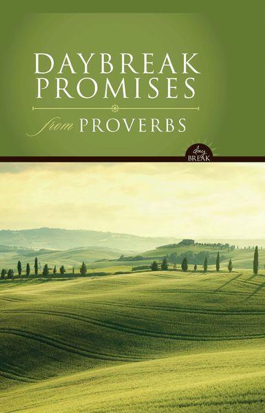 NIV, DayBreak Promises from Proverbs, eBook