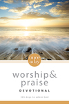 NIV, Once-A-Day:  Worship and Praise Devotional, eBook