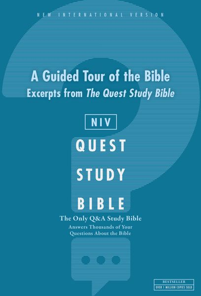 Q and   A Guided Tour of the Bible: A Zondervan Bible Extract, eBook