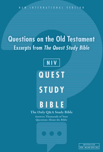 Q and   A on the Old Testament: A Zondervan Bible Extract, eBook