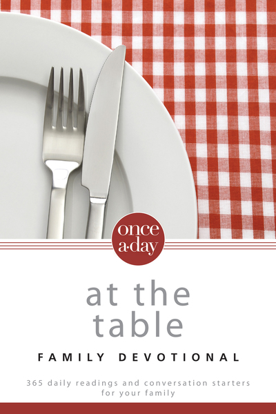 NIV, Once-A-Day: At the Table Family Devotional, eBook