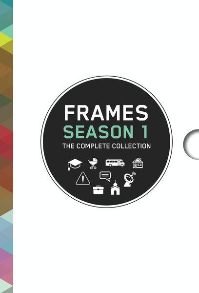 Frames Season 1: The Complete Collection, eBook