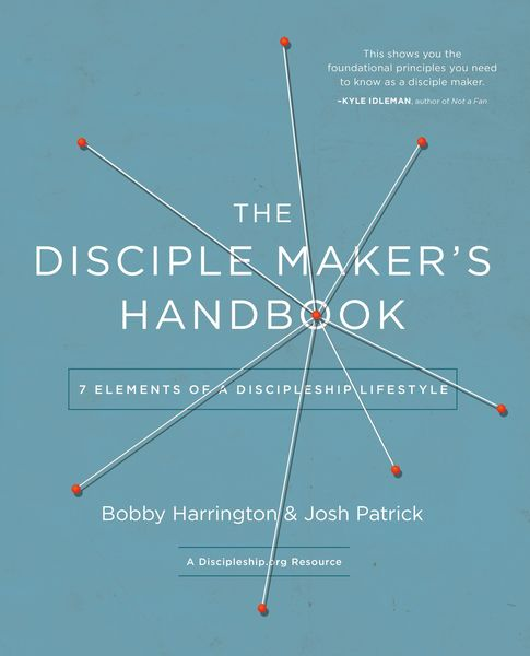Disciple Maker's Handbook