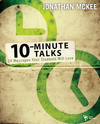 10-Minute Talks