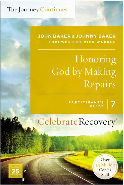 Honoring God by Making Repairs: The Journey Continues, Participant's Guide 7