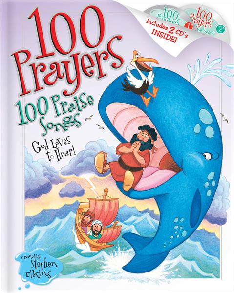 100 Prayers God Loves to Hear, 100 Praise Songs