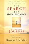 Search for Significance Devotional Journal