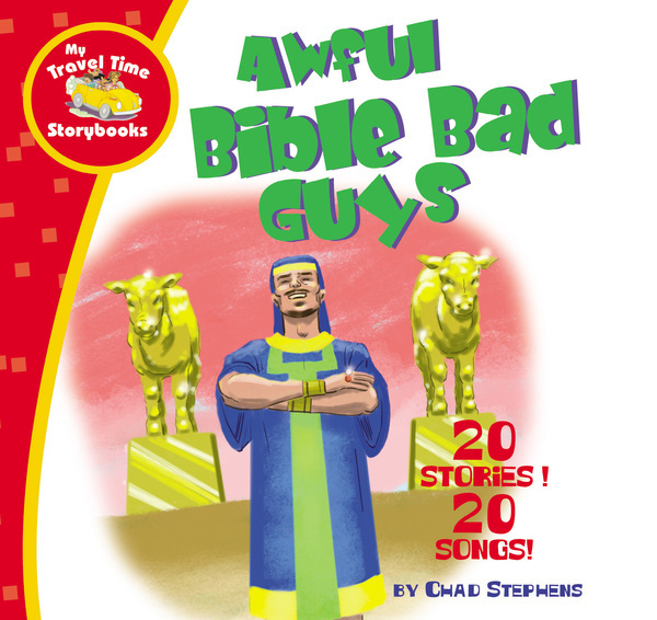 Awful Bible Bad Guys