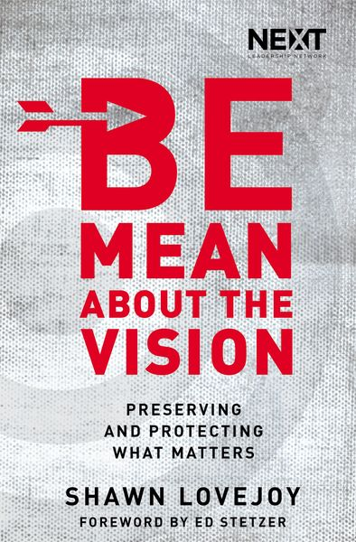Be Mean About the Vision