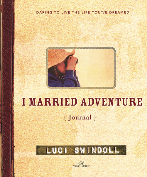 I Married Adventure Journal