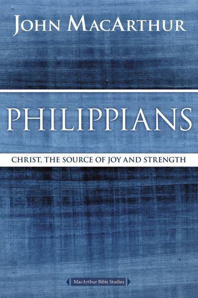 MacArthur Bible Studies: Philippians