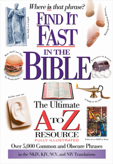 Find It Fast in the Bible