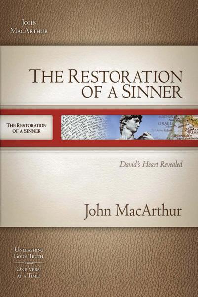 Restoration of a Sinner