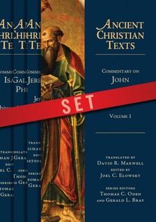 Ancient Christian Texts (14 Vols.)