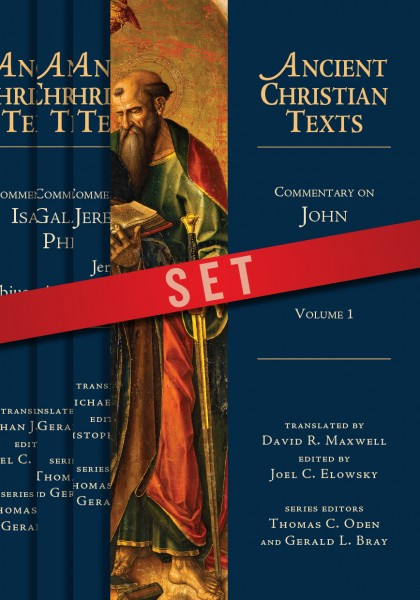 Ancient Christian Texts (14 Vols.)