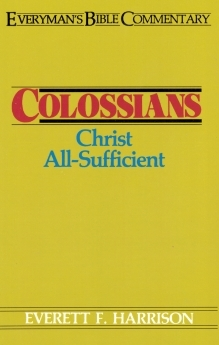 Colossians: Everyman's Bible Commentary (EvBC)