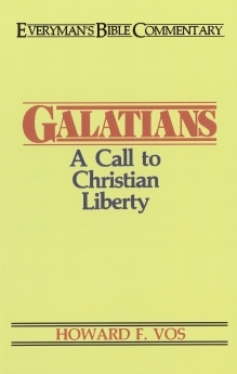 Galatians: Everyman's Bible Commentary (EvBC)