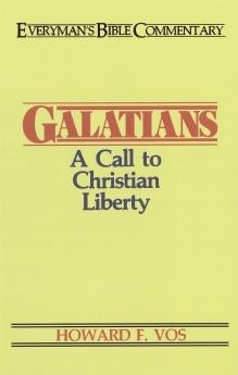 Galatians: Everyman's Bible Commentary (EvBC)
