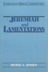 Jeremiah & Lamentations: Everyman's Bible Commentary (EvBC)