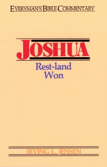 Joshua: Everyman's Bible Commentary (EvBC)