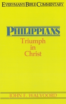 Philippians: Everyman's Bible Commentary (EvBC)