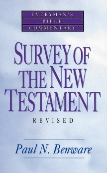 Survey of the New Testament: Everyman's Bible Commentary (EvBC)