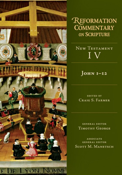 Reformation Commentary on Scripture: John 1-12  (RCS)