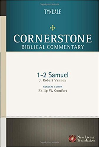 1-2 Samuel: Cornerstone Biblical Commentary