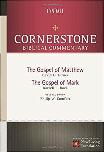 Matthew, Mark: Cornerstone Biblical Commentary